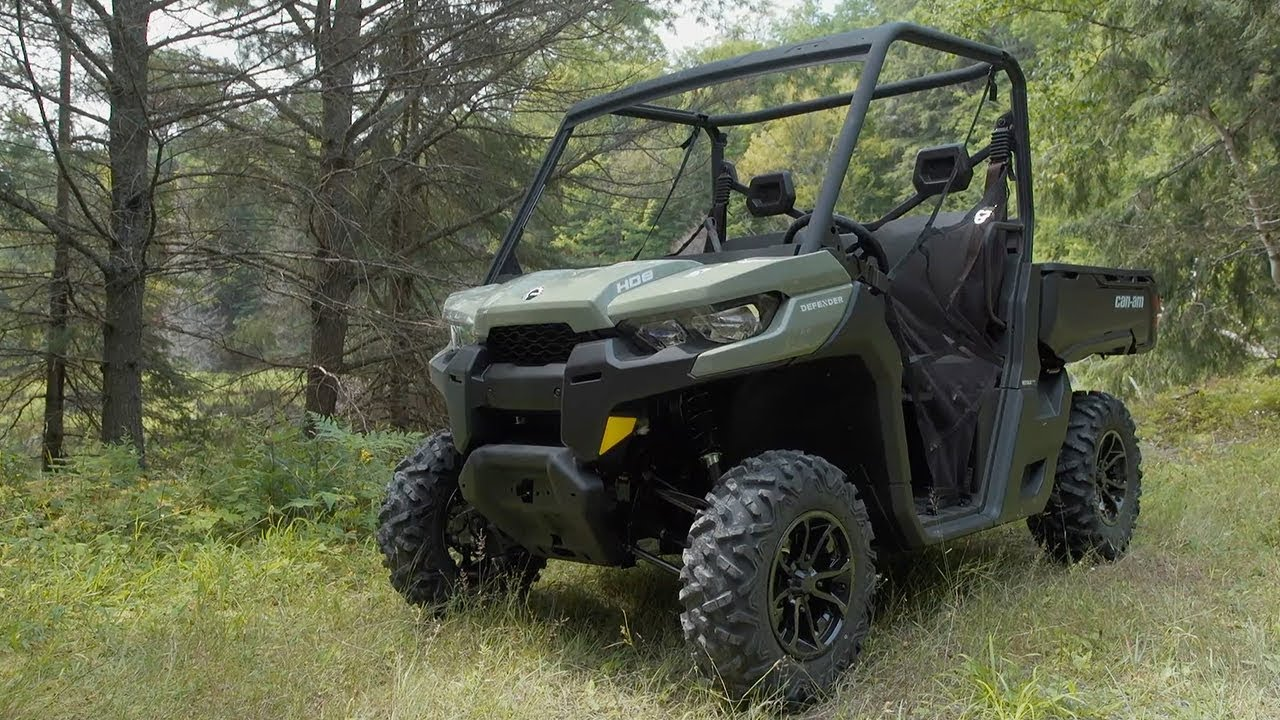 can am defender hd8 problems