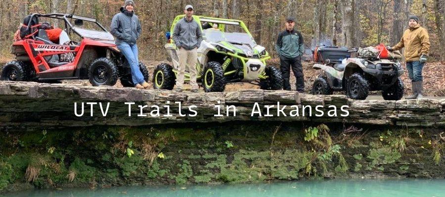UTV Trails in Arkansas